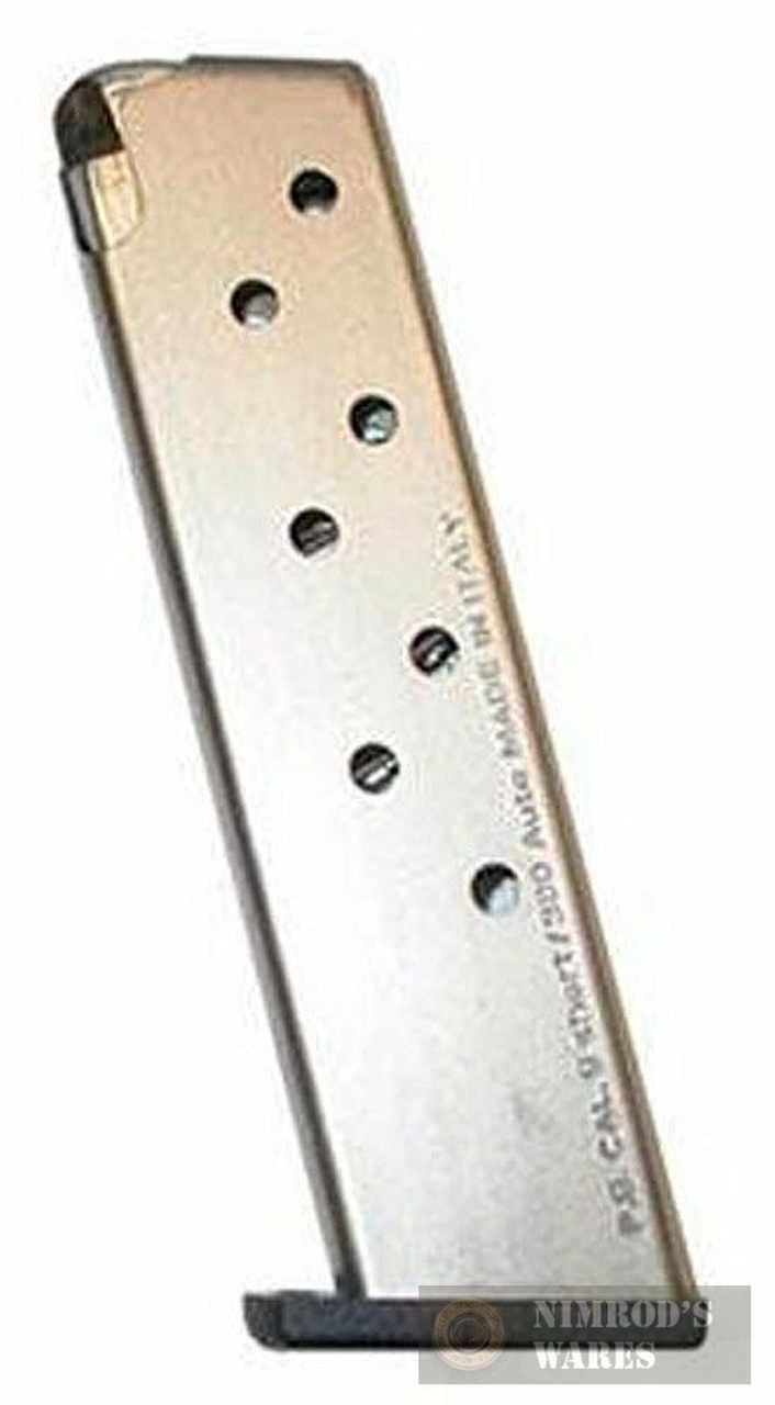 Beretta 85 85F 85FS 86  380 8Rd Nickel Magazine JM85FN