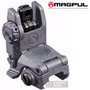 Magpul MAG248-GRY MBUS REAR SIGHT Flip Picatinny Gray