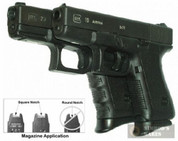 Pearce Grip PG-19 GLOCK Mid/Full-Size Contoured Grip Extension