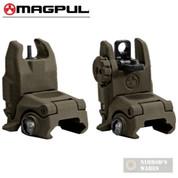 MAGPUL MAG247 & MAG248 MBUS Front & Rear Sights SET ODG