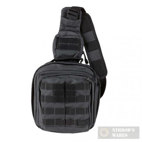 5.11 RUSH MOAB 6 Ambi Gear Bag Pack Double Tap Black 56963