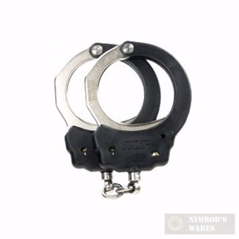 ASP Tactical Stainless Steel Chain Handcuffs 1 Pawl 56101