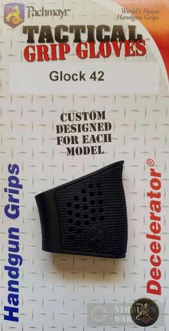 PACHMAYR Glock 42 Tactical Grip Glove Sleeve 05161