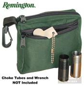 Remington CHOKE TUBE CASE + VIALS Holds 6 Flush/Extended Tubes 19172