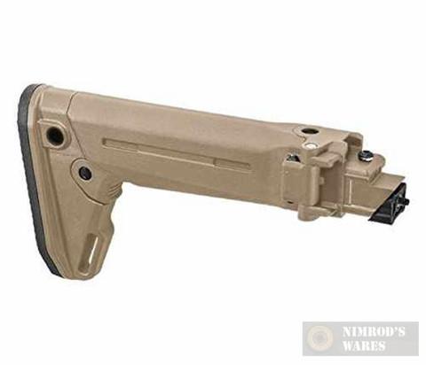 MAGPUL Zhukov-S AK47 AK74 AKM Folding Collapsible Stock MAG585-FDE