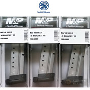 S&W Smith & Wesson M&P SHIELD .40SW 7 Round MAGAZINE 3-PACK 19934