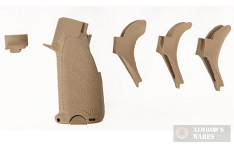 Bravo Co. BCM-GFG-MOD-2-FDE MOD02 Gunfighter's Grip FDE