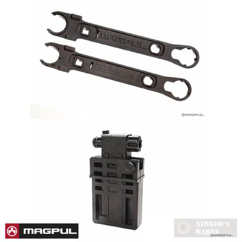MAGPUL MAG535 & MAG536 Armorer's Wrench & BEV Armorer's Block Tool SET