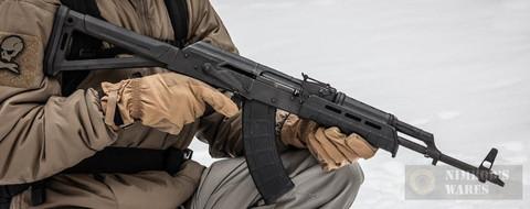 MAGPUL MOE AK-47 AKM AK-74 Fixed STOCK MAG616-BLK
