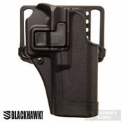 Blackhawk Serpa CQC HOLSTER S&W M&P Shield 9 .40 RIGHT 410563BK-R