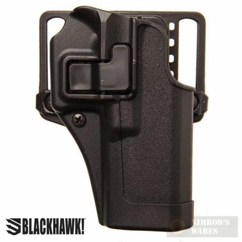 Blackhawk Serpa CQC HOLSTER S&W M&P Shield 9 .40 RIGHT 410563BK-R