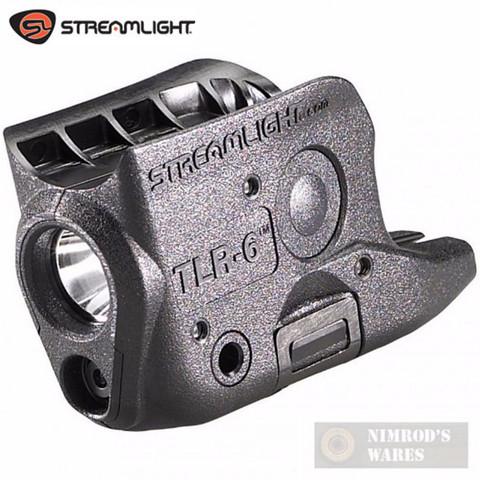 StreamLight GLOCK 42 43 TLR-6 Tactical C4 LED Light & Red Laser 69270
