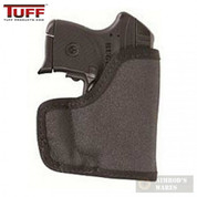 TUFF JR. Roo Pocket HOLSTER Size 12 LCP P380 P32 3AT w/ Laser! 5075TTA12