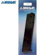 Mec-Gar 1911 Gov't Full-Size Handgun Steel Magazine MGCG4510B