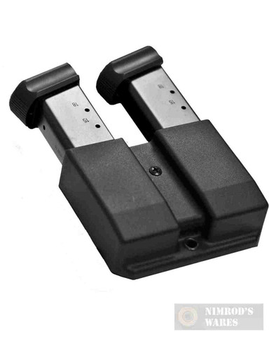 Blade-Tech Glock 10mm 45ACP REVOLUTION Double Magazine Pouch Tek-Lok QD