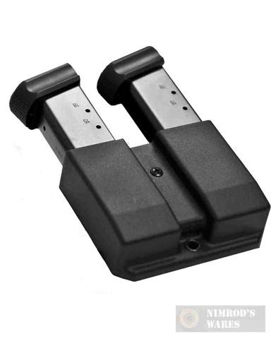 Blade-Tech Glock 9mm .40SW REVOLUTION Double Magazine Pouch Tek-Lok QD