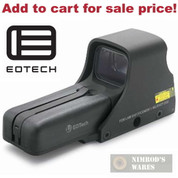 EOTech 512.A65 Tactical HOLOGRAPHIC Weapons Sight 65MOA 1MOA DOT - Add to cart for sale price!