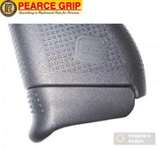 Pearce Grip GLOCK 43 G43 GRIP Extension PLUS one PG-43+1