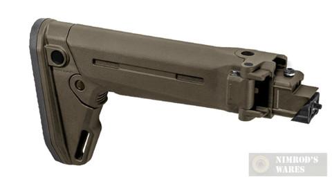 MAGPUL Zhukov-S AK47 AK74 AKM Folding Collapsible Stock MAG585-ODG
