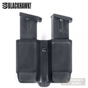 Blackhawk Single-Stack Double Magazine Case / Pouch 410510PBK