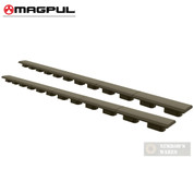 "MAGPUL M-LOK Rail Cover Type 1 TWO (2) x 9.5"" Covers MAG602-ODG"