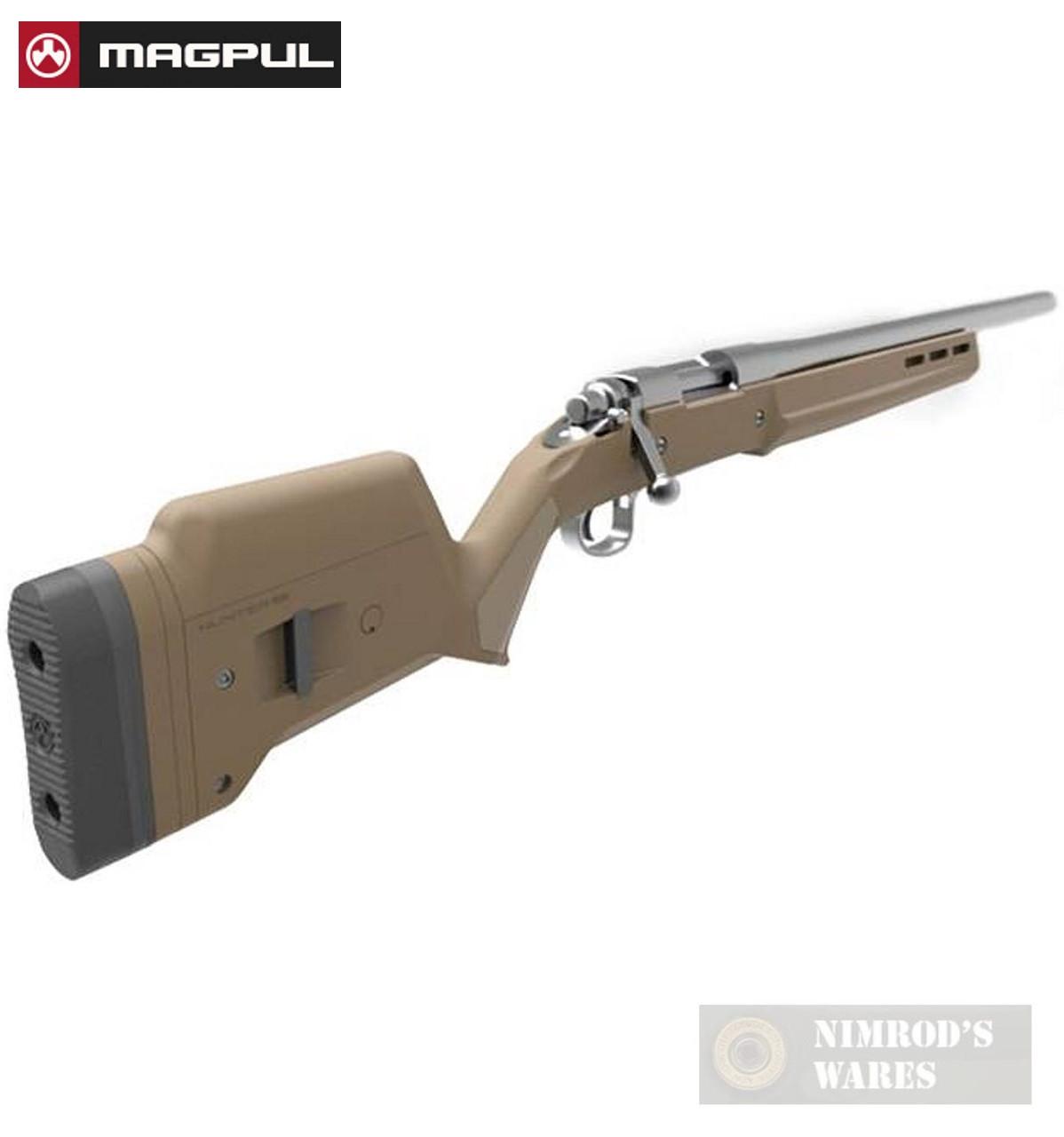 Magpul Hunter 700 Stock Black MAG495-BLK for Remington 700 Short Action