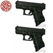 "Pearce Grip GLOCK 26 27 33 39 1"" Grip Extension 2-PACK PG-26XL"