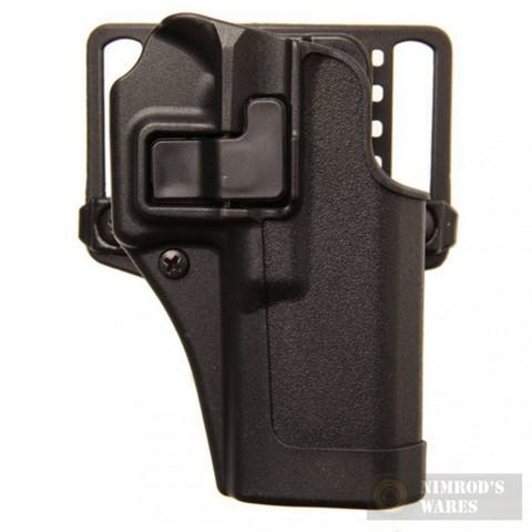 "BLACKHAWK Serpa CQC Holster SPRINGFIELD XD45 Compact XD 4"" 410507BK-R"
