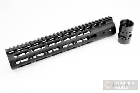 "NOVESKE NSR Handguard 11"" 1913 / KeyMod for AR Rifles 05000453"