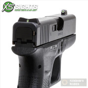 XS Glock 42 43 G42 G43 DXT Standard Dot NIGHT Sights SET GL-0003S-6