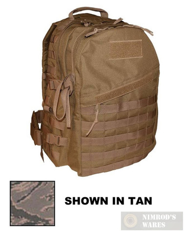 BDS TACTICAL Survival Three Day Back Pack ABU 3DP-ABU