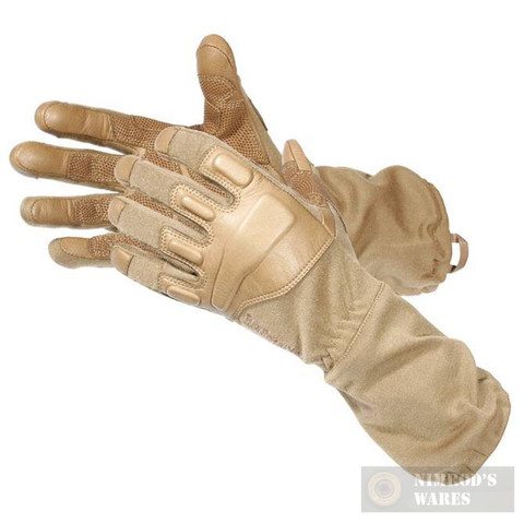 BLACKHAWK FURY Gloves w/ NOMEX Flash / Flame Protection 8093LG-CT