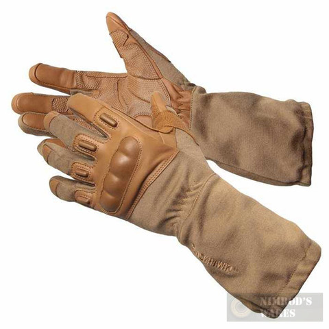 BLACKHAWK Fury HD GLOVES w/ Nomex Flash / Flame Protection XL 8156