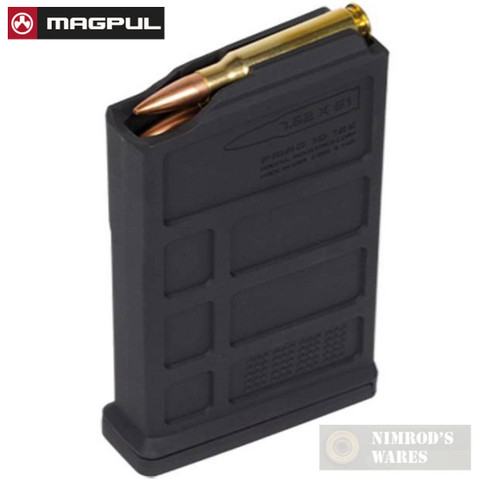 MAGPUL Hunter 7.62 AC AICS Short Action 10 Round Magazine MAG579-BLK