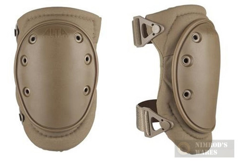 AltaFLEX AltaLOK Tactical Knee Pads Military Tough Coyote 50413-14