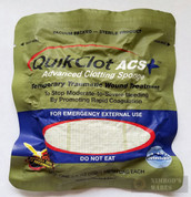 Z-Medica QuickClot ACS Wound Clotting Sponge