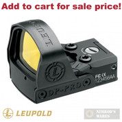 Leupold DeltaPoint Pro 7.5 MOA Reflex Sight 119687 - Add to cart for sale price!