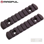 MAGPUL Polymer Rail Section 2-PACK L4 9-Slots MOE Handguards MAG408