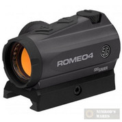 SIG Sauer ROMEO 4C Solar / Battery Red Dot SIGHT 2/65 MOA SOR41201