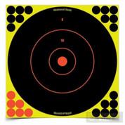 "Birchwood 34012 Shoot-N-C 12"" TARGET 5Pk w/ 120 Pasters SRC-5"