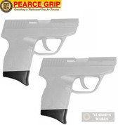 Pearce Grip PG-TCP Taurus TCP .380ACP Grip Extension 2-PACK Add Grip