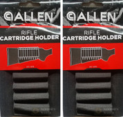 Allen Company 206 Rifle Buttstock Holder - Holds 9 Rounds