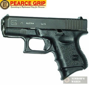 Pearce Grip GLOCK 26 27 33 39 Grip EXTENSION PG-26