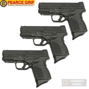 Pearce Grip PG-XDS Springfield XDS XDE XDS MOD2 Grip Extension 3-PACK 5/8""