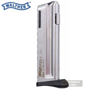 WALTHER P22Q 22LR 10 Round Magazine w/ Finger Rest 512604