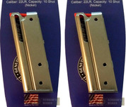 2-PACK MARLIN 71902 10 Round 22LR Magazines Post-88 Bolt-Action / Semi-Auto RIFLES