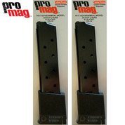 ProMag 1911 Government .45 ACP 10 Round MAGAZINE 2-PACK COL04