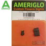 AmeriGlo PRO i-DOT Night Sights GLOCK 17 19 22-24 26 27 33-35 37-39 GL301