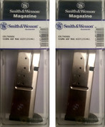 2-PACK Smith &Wesson 19179 SIGMA 40C-E-F-G and MORE! 40SW 10Rd Magazines