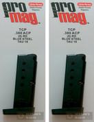 ProMag Taurus TCP Pistol/Handgun .380ACP 6Rd Magazine TAU18